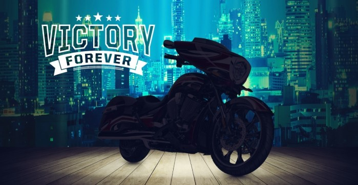 Victory forever