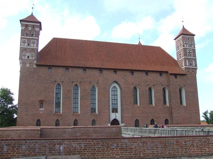 11 Zamek w Lidzbarku Warminskim