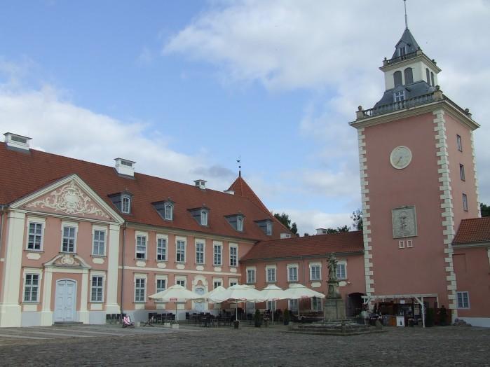 12 Palac biskupow warminskich w Lidzbarku