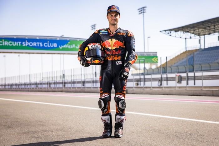 Dani Pedrosa Red Bull KTM