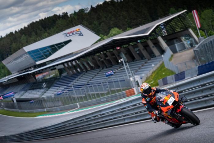 Dani Pedrosa Red Bull KTM Factory Racing MotoGP Red Bull Ring