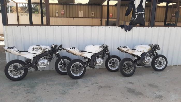 15 Moto Angeles