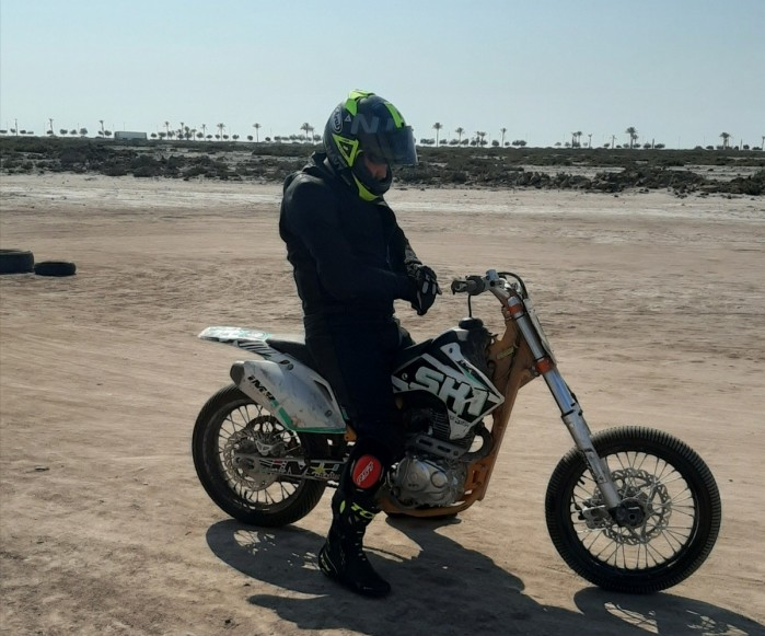 23 Moto Angeles