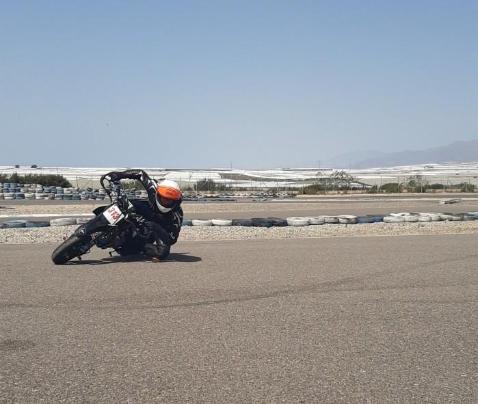 29 Moto Angeles na torze