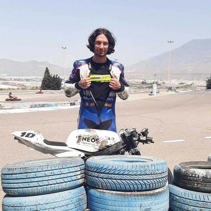 34 Moto Angeles Igor tor