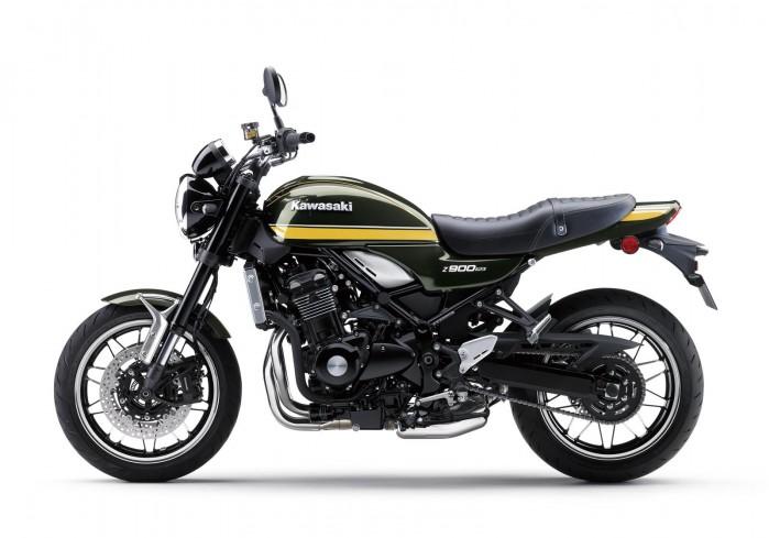 Kawasaki Z900RS 4