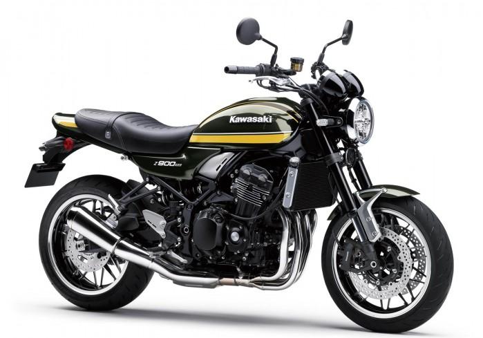 Kawasaki Z900RS 5