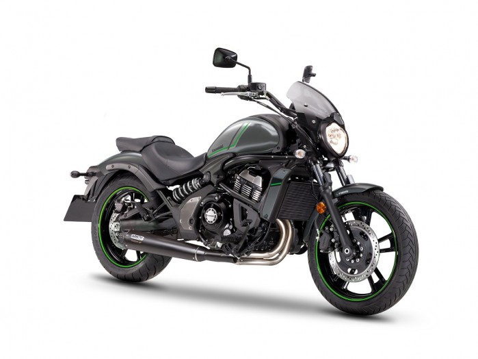 22MY Vulcan S Performance GY1 Front