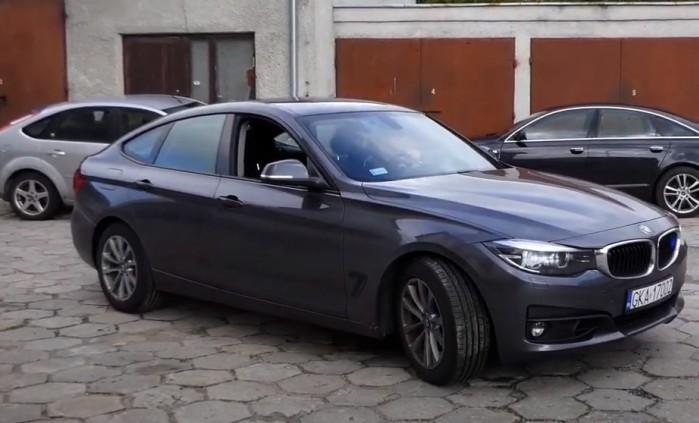 BMW 3 Gran Turismo xDrive