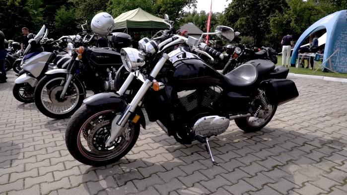 08 Rajd motocyklowy Industrialne Mazowsze 2021 maszyny