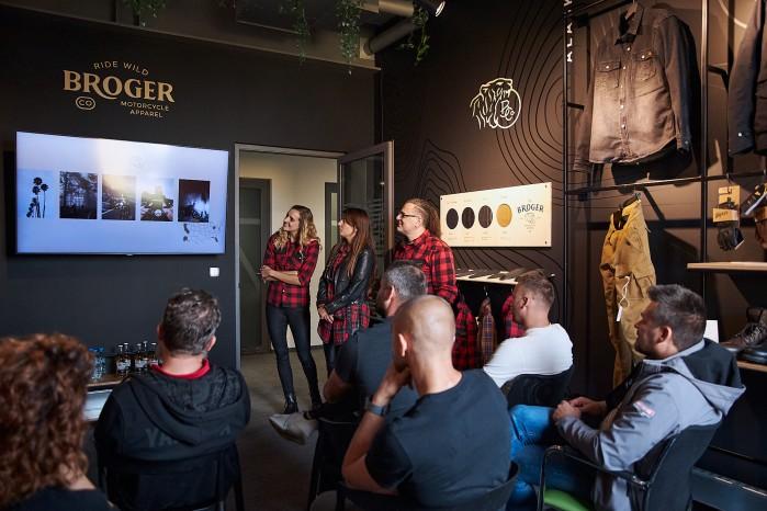 Broger prezentacja