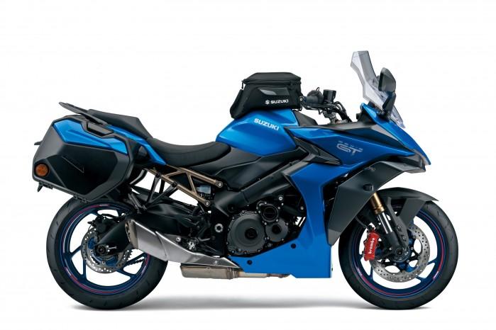 GSX S1000GT M2 YSF OP side