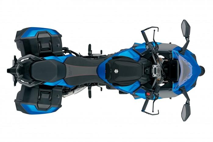 GSX S1000GT M2 YSF OP top
