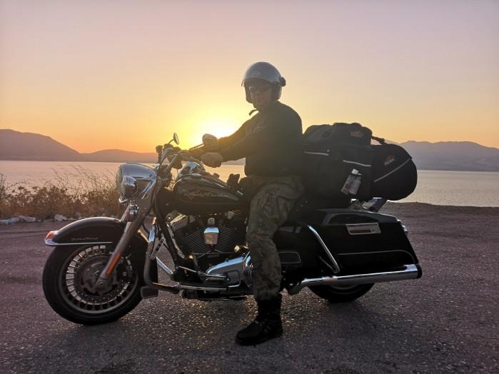 08 Turcja Harley Davidson Road King