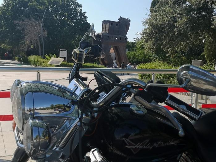 10 Turcja na motocyklu Road King