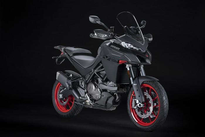 MY22 Ducati Multistrada V2S Grey ST 58 UC338655 Low