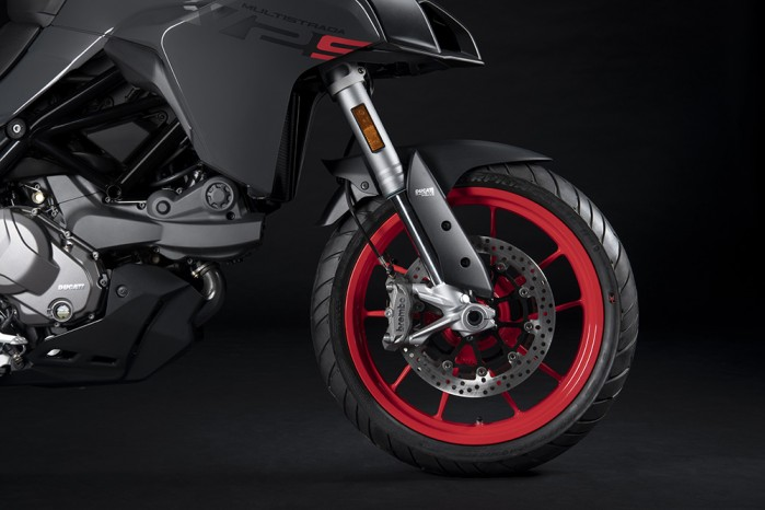 MY22 Ducati Multistrada V2S Grey ST 66 UC338663 Low