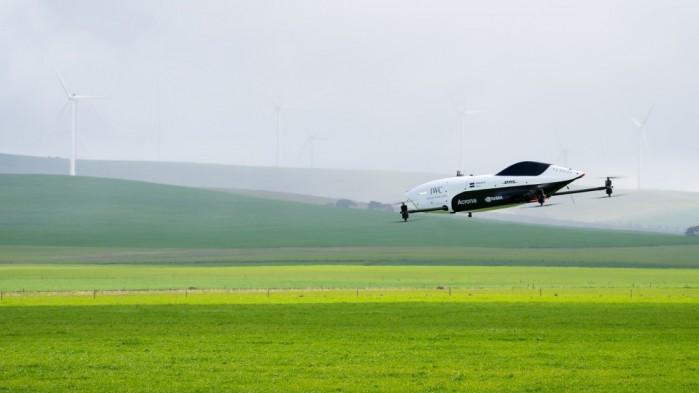 Airspeeder 3