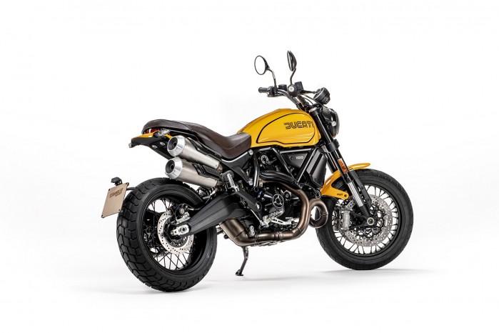 nowe Ducati Scrambler 1100 Tribute Pro