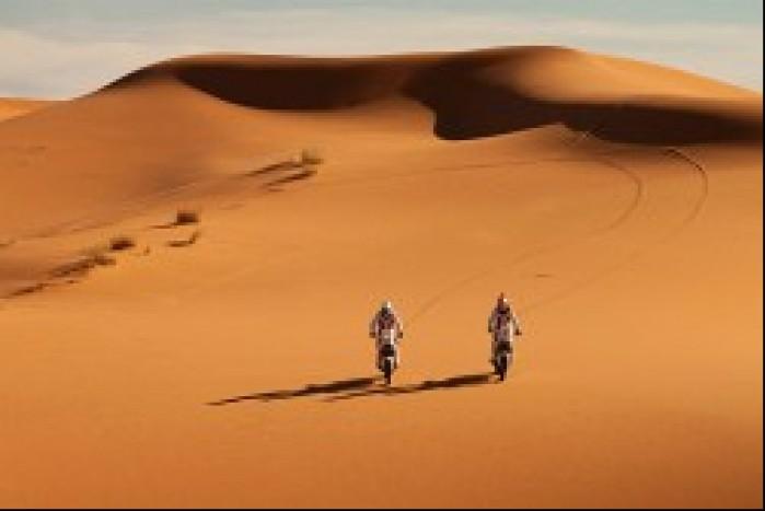 NaszDakar w Maroku