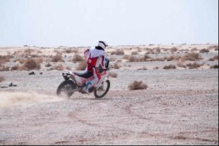 trening uslizgow Nasz Dakar