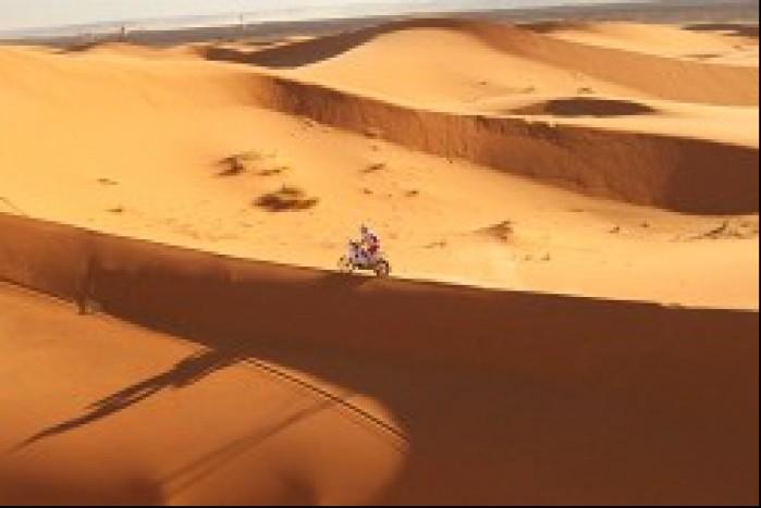 wydmy Maroko