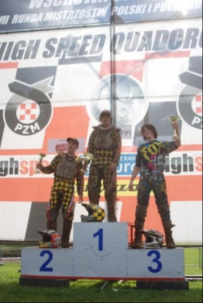 Maciej Siekaj podium 2gie miejsce