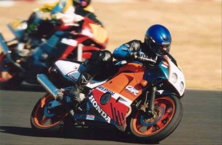 Honda CBR RR tor