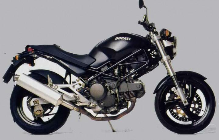 Ducati Monster  Dark Manual