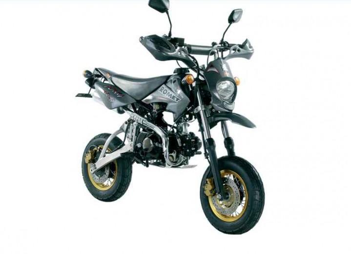 pony50 bok romet motorower skuter
