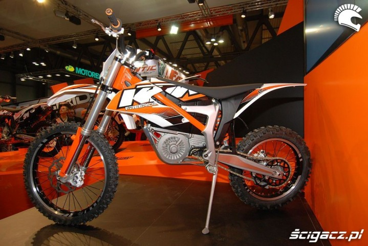 Motocykle: KTM Freeride E