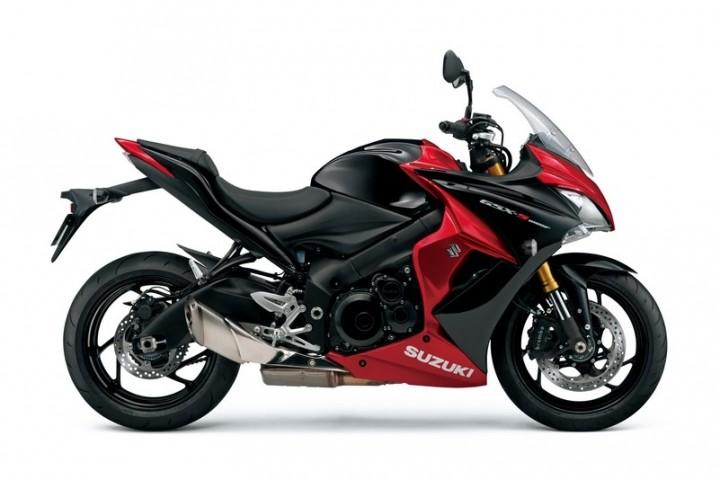 Wybitny Motocykle Suzuki DE17
