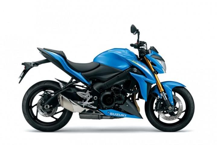 Masywnie Motocykle Suzuki KJ95