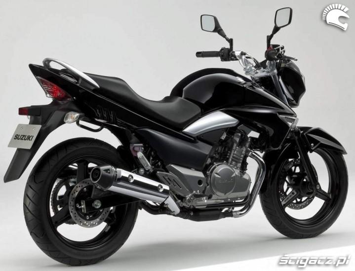 Zupełnie nowe Motocykle Suzuki YI49