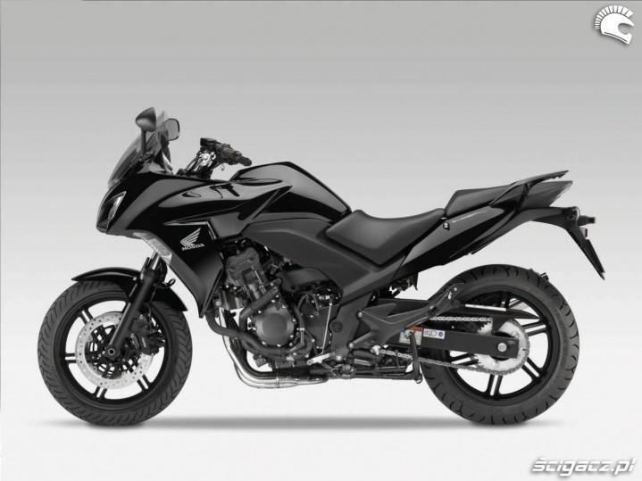 2010 Honda CBF1000 5
