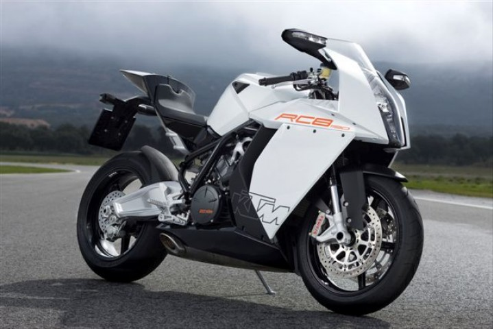 bialy KTM RC