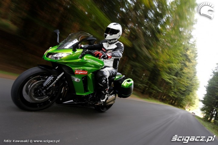 Las 2014 Kawasaki Z1000SX