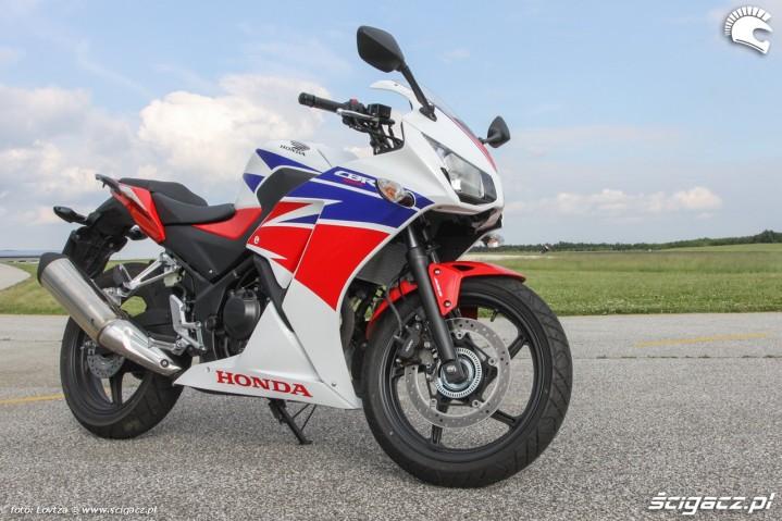 Nowa Honda CBR300R 2015