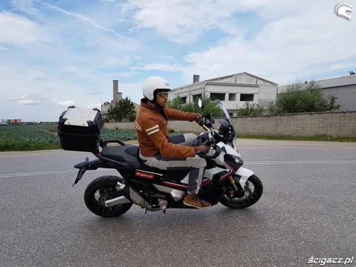 HondaXADV