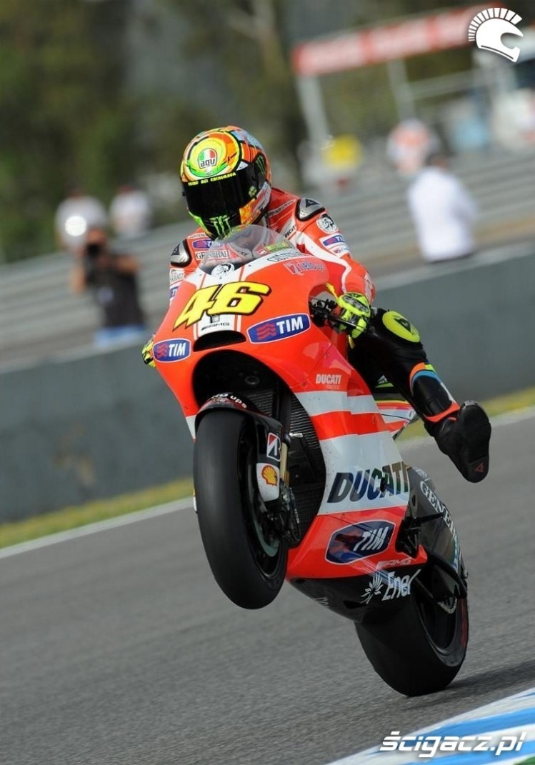 valentino rossi ndash wheelie - photo #10