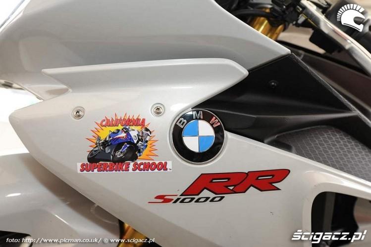 zdjęcia css logo california superbike school w polsce