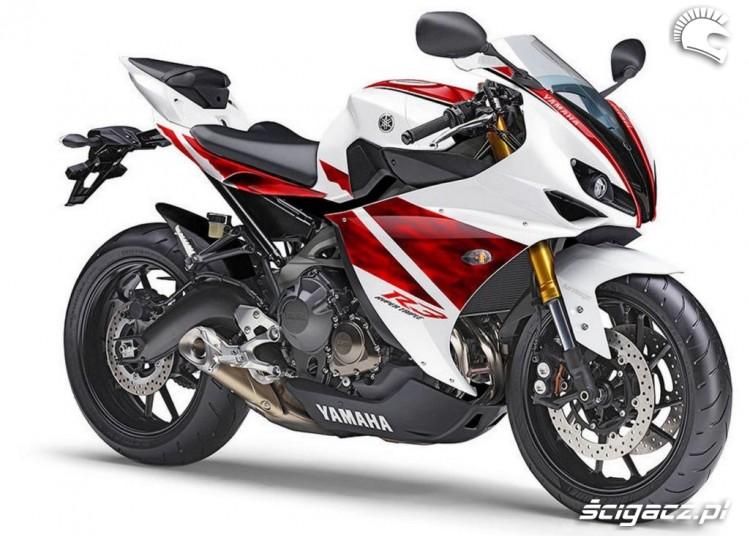 Yamaha R Front Signals