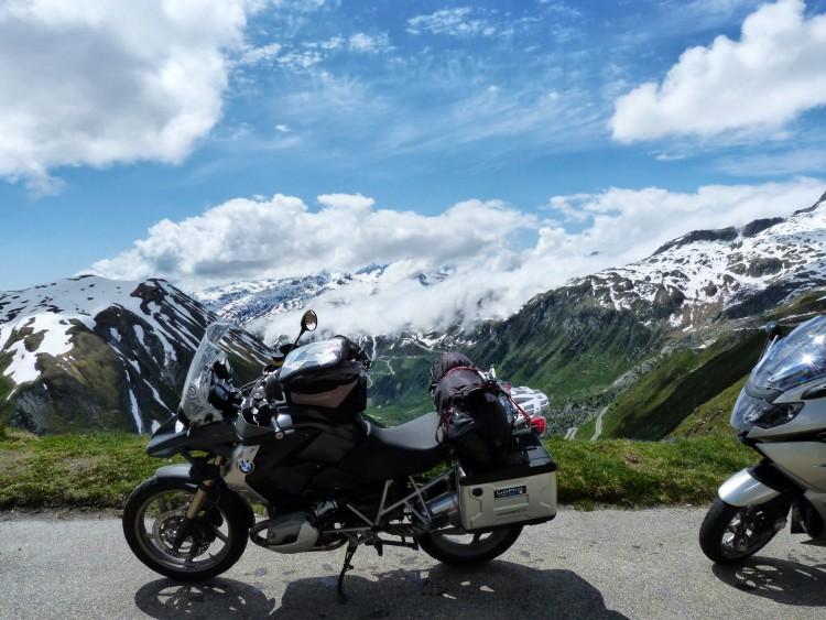 R1200GS -Szwajcaria