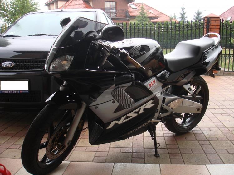 moja piękna Honda NSR 125