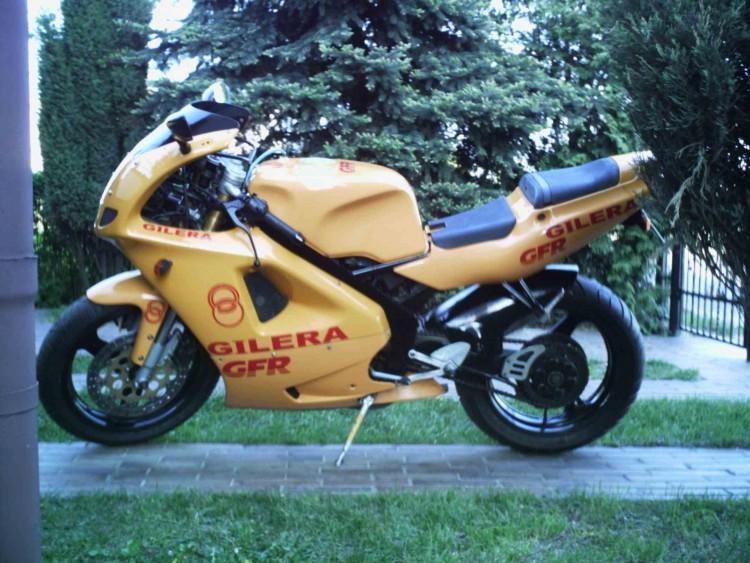 GILERA GFR125