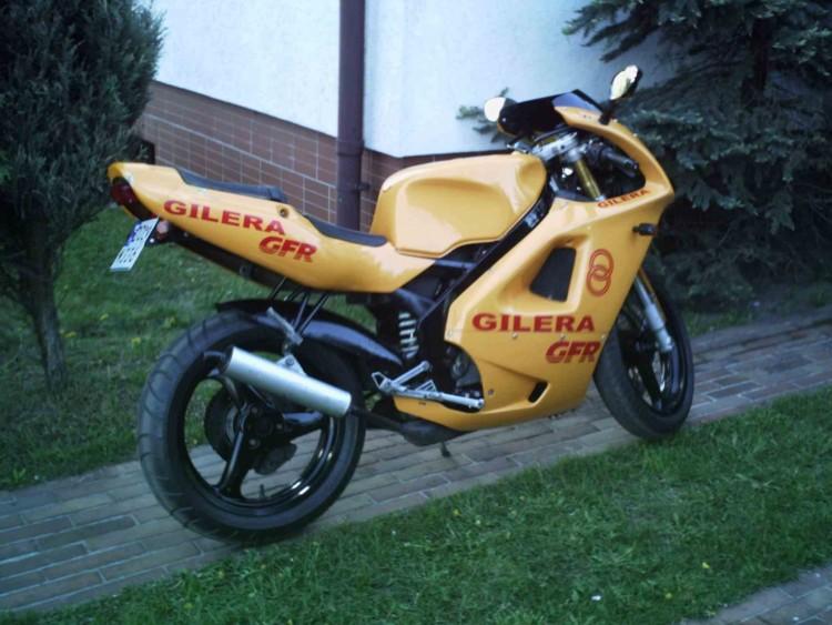 GILERA GFR125 1995r