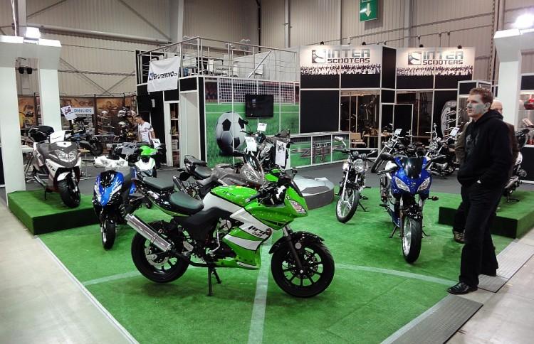ZIPP targi motocyklowe...