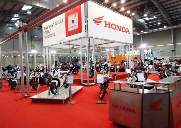 Honda targi...
