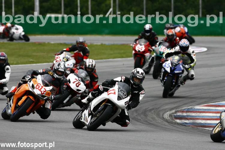 Druga runda WMMP rozegrana w Brnie - wyscigi 78