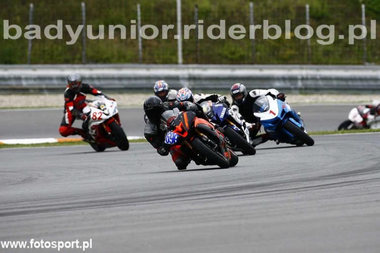 Druga runda WMMP rozegrana w Brnie - wyscigi 110